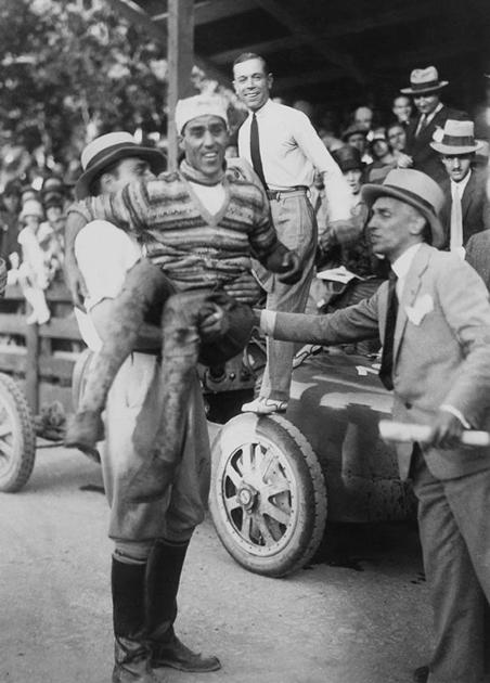 Image result for tazio nuvolari 1927