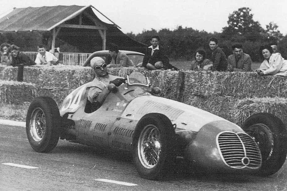 Cartello Targa in Metallo Garage  Gran Premio di Monaco 1950